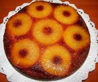 Ananaslı Tersyüz Kek