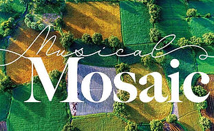 Musical Mosaic Featured Block