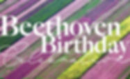 Beethoven Birthday Featured Block