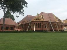 Exterior - Pyramid Builders (Whitehall B