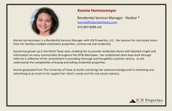 Konnie Hermesmeyer - Manager