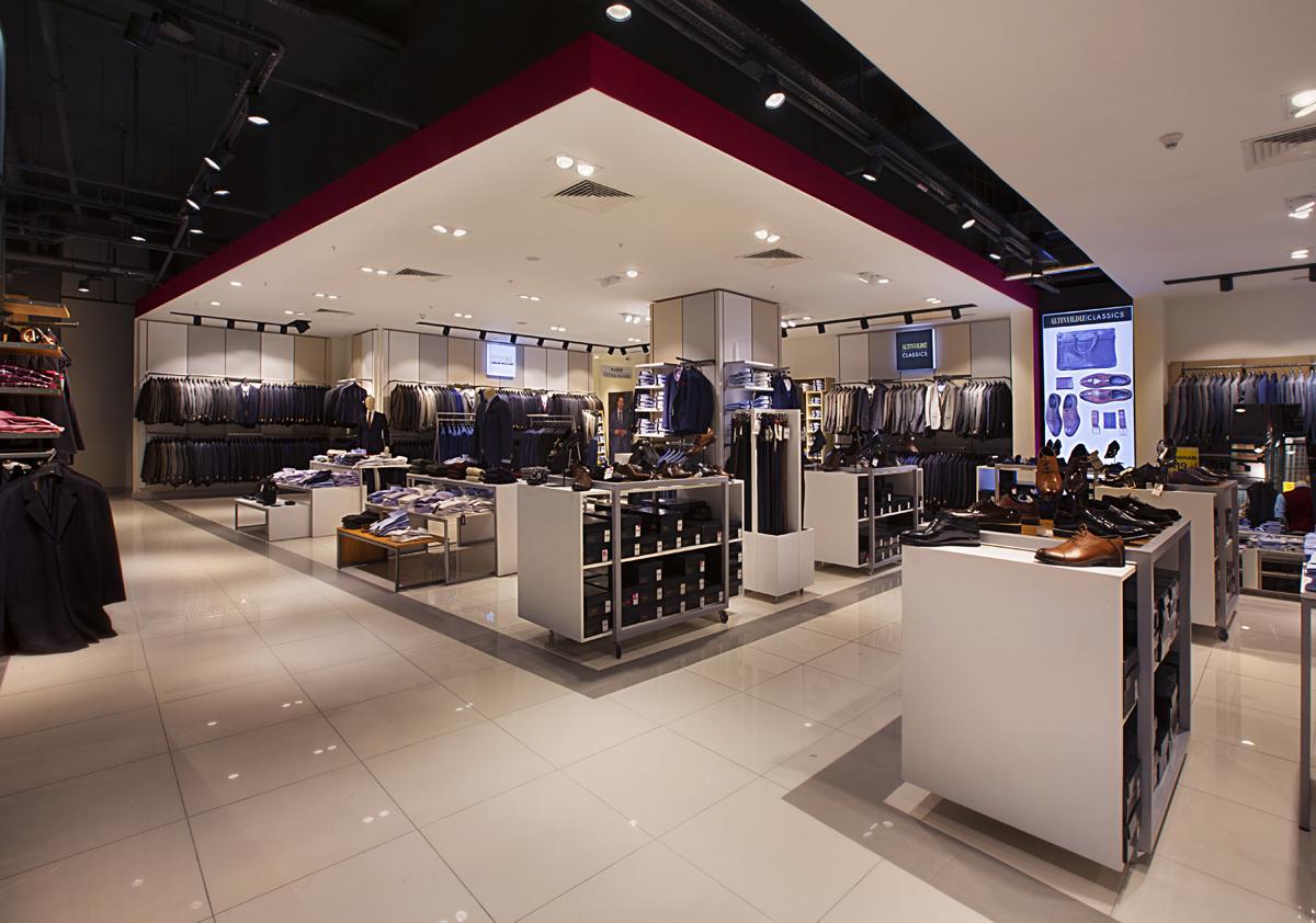 Altınyıldız Classics Mağaza Tasarımı