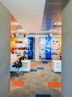 FLO genel müdürlük ofisleri tasarımı