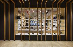 flo showroom tasarımı