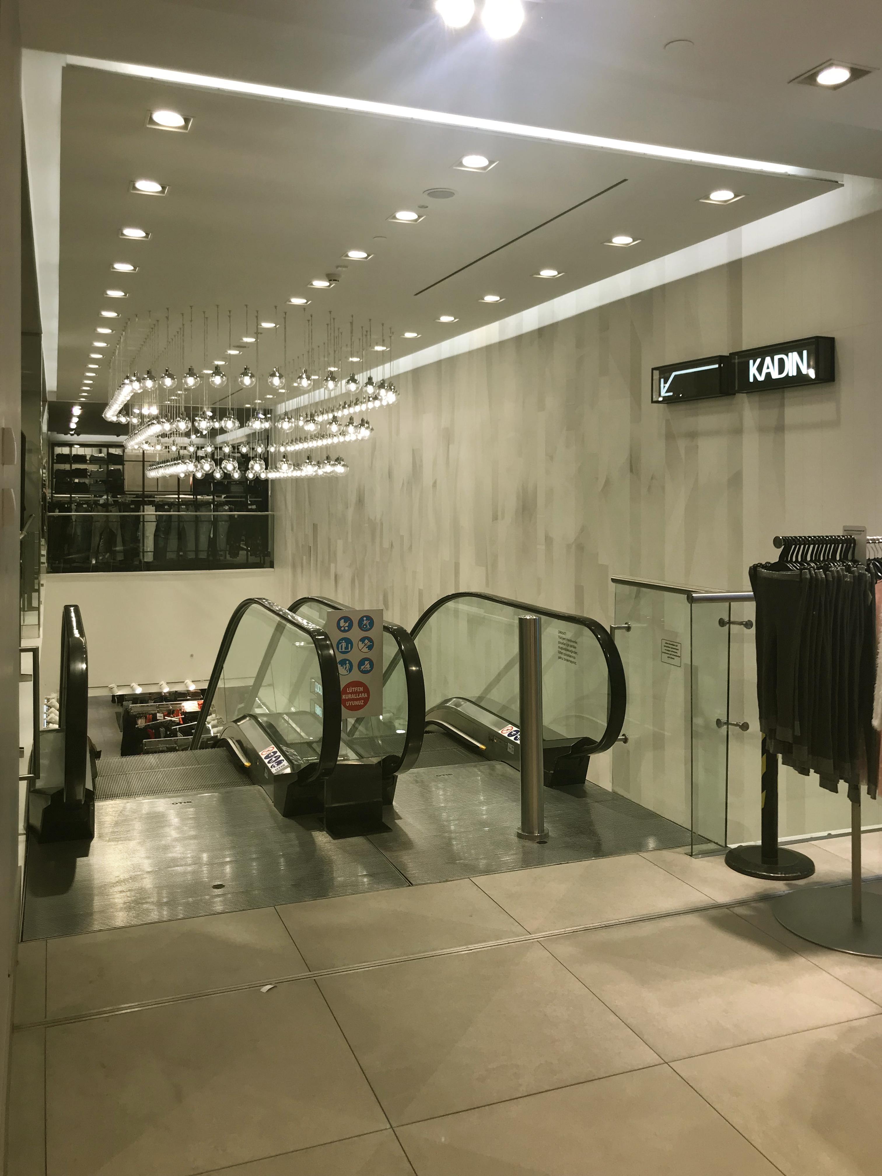 H&M mağazaları