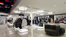 YKM Mağazaları tasarımı