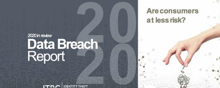 2021 ITRC Data Breach Report