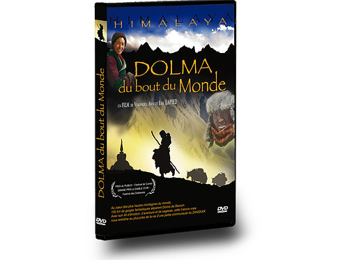 "DVD ""Dolma du Bout du Monde"""