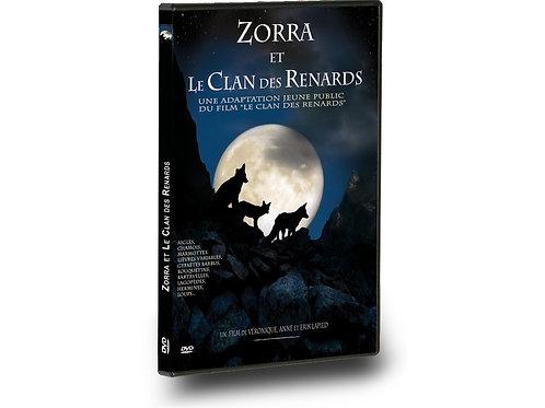 "DVD ""Zorra et le Clan des Renards"""