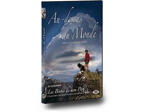 """DVD """"Au-dessus du Monde"""" + """"Les Brebis de mon Père"""""""