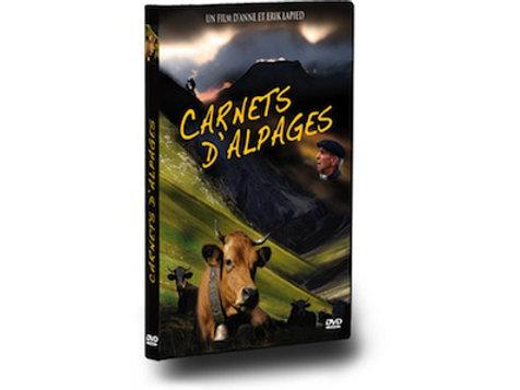 "DVD ""Carnets d'Alpages"""