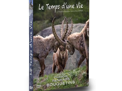 """DVD """"Le Temps d'une Vie"""""""