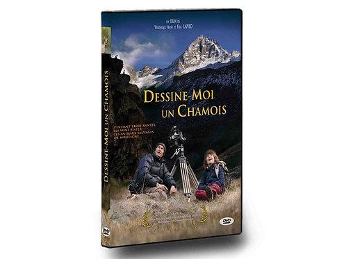 "DVD ""Dessine-moi un Chamois"""