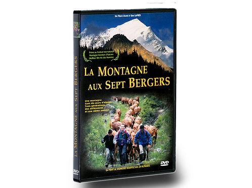 """DVD """"La Montagne aux sept Bergers"""""""