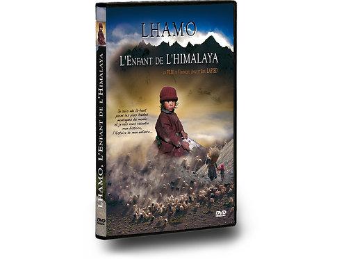 """DVD """"Lhamo, l'Enfant de l'Himalaya"""""""