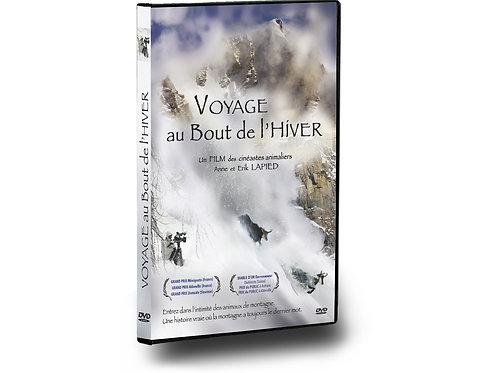 """DVD """"Voyage au Bout de l'Hiver"""""""