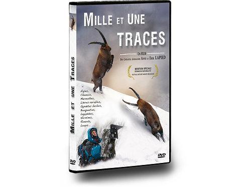 """DVD """"Mille et une traces"""""""