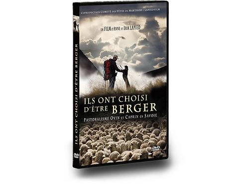 """DVD """"Ils ont choisi d'être Berger"""""""