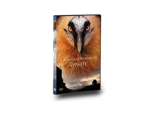 """DVD """"La Fabuleuse Histoire du Gypaète"""""""