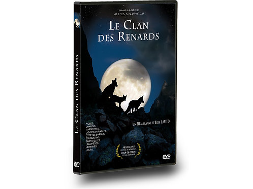 "DVD ""Le Clan des Renards"""