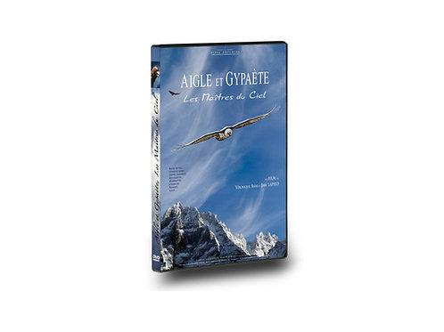 """DVD """"Aigle et Gypaète, Les Maîtres du Ciel"""""""
