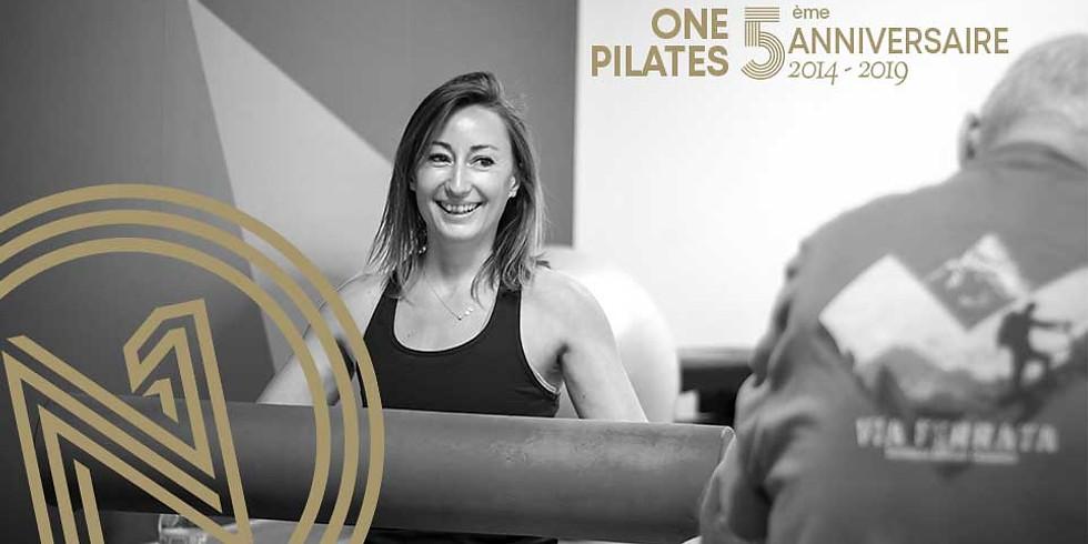 5 ans ! Joyeux Anniversaire One Pilates.