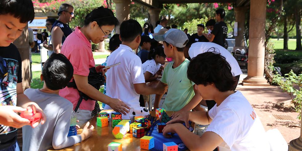 Rubik's Cube and 24! Tournament