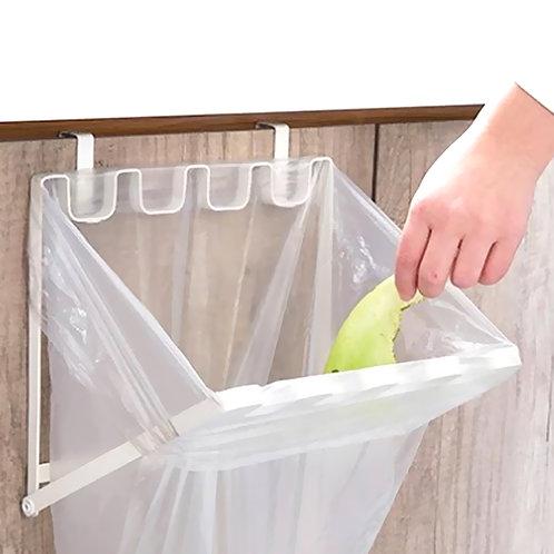 廚房廚餘垃圾袋門板架