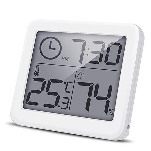 多功能居家溫濕度計 溫度計