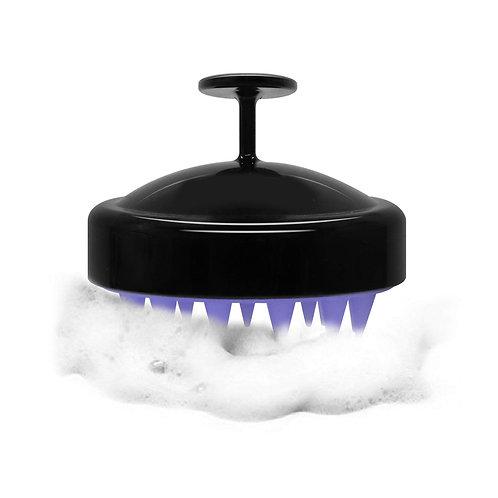 細膩多泡洗頭刷 洗髮梳