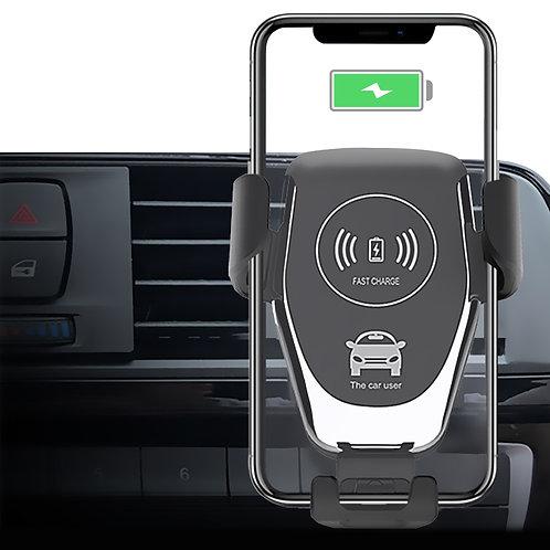 無線充電車用手機支架 重力感應