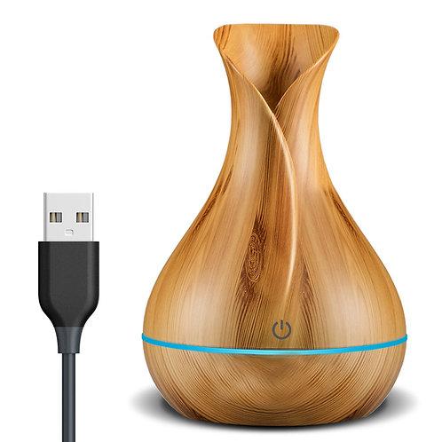 木紋水氧機130mL(USB供電) 加濕器 香薰機