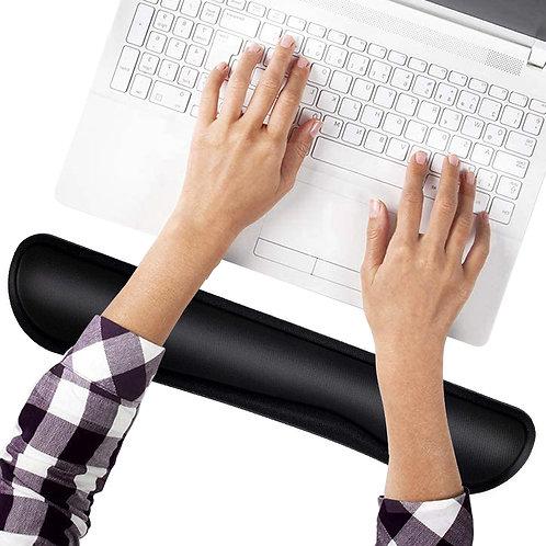 舒壓記憶綿鍵盤護腕墊 滑鼠護腕墊