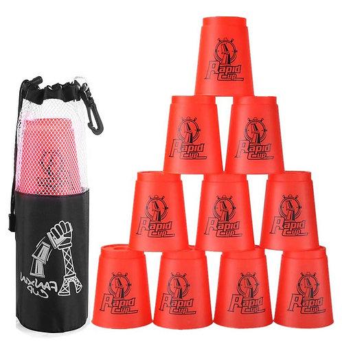 標準競賽版疊疊杯 12杯 速疊杯
