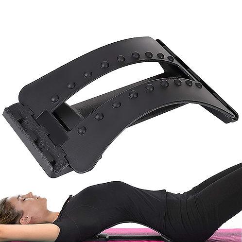穴位按摩腰椎伸展器 頂腰器 按摩板