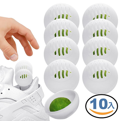 長效鞋內除臭球 10顆裝 芳香球