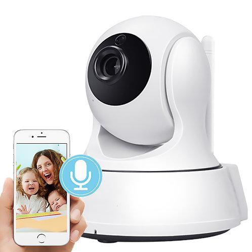 360°全方位WIFI監控攝影機 可雙向通話