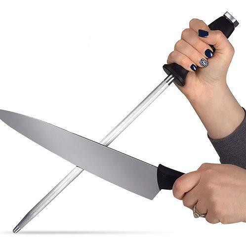 金鋼砂磨刀棒 磨刀器 20cm