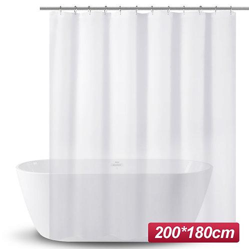 PEVA加厚防水浴簾 180*200cm 透明