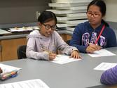 Girls Math Mixer