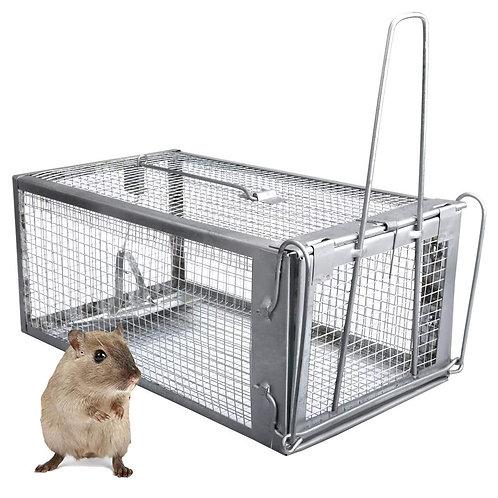 高靈敏度踏板捕鼠籠 捕鼠器 滅鼠器 陷阱