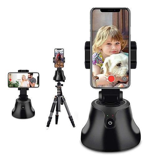 360度跟拍雲台 手機自拍三腳架