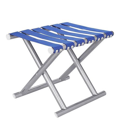 鋼製堅固折疊椅 可承重300kg 行軍椅 板凳