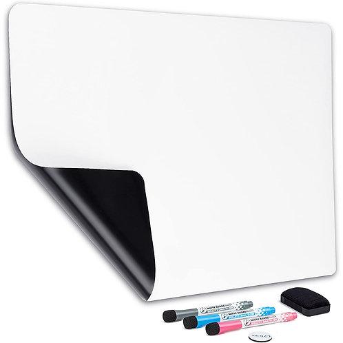 A3冰箱磁性小白板 軟白板