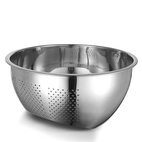 不鏽鋼瀝水洗米盆