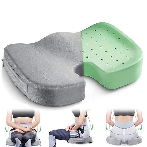 透氣網太空記憶棉座墊 椅墊