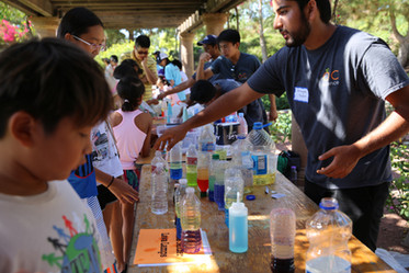 STEAM in the Park Science Fun