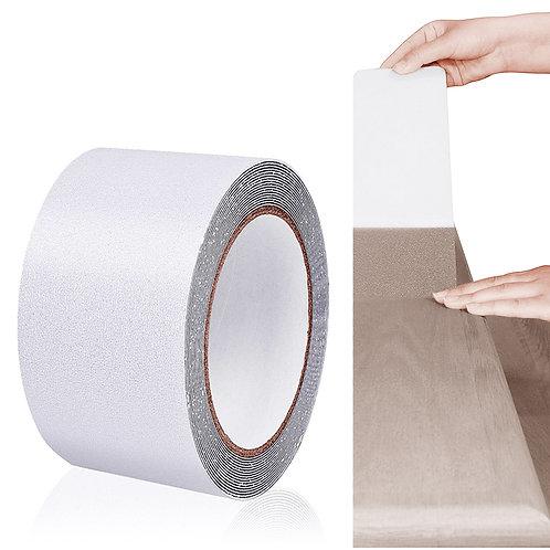 寬版透明金剛砂防滑膠帶 5x500公分 止滑貼條