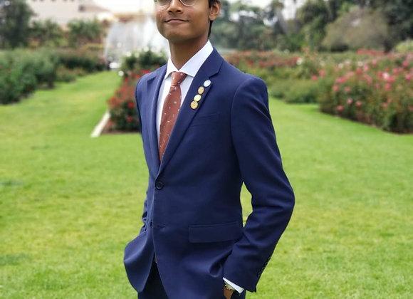 Pranav M