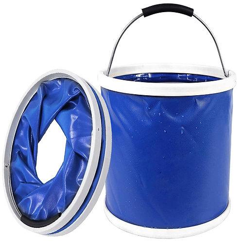便攜式折疊水桶 11L 釣魚 洗車 露營